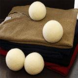La vente chaude reçoivent la bille organique de feutre de laines de moutons de paiement de Paypal