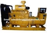 тип генератор энергии тепловозного генератора 200kw Shangchai открытый 250kVA