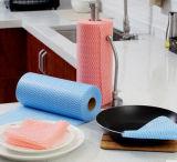 使い捨て可能な台所ワイプ