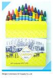 24 kleuren 0.8cm Kleurpotloden voor Studenten en Jonge geitjes