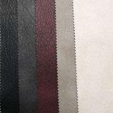 0,6 mm de PU de alta calidad para las prendas de cuero sintético (HSK142)