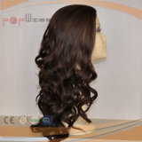 Peruca Curly grande das mulheres do cabelo humano do Virgin (PPG-l-0784)
