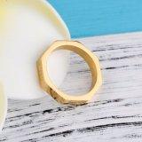 Zinvolle Ring van het Roestvrij staal van de Kwaliteit van mensen de Uitstekende