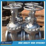 ANSI 165. Valvola a saracinesca dell'acciaio di getto API600 (Z40H)