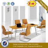 Table de réunion carrée de conférence de bureau de personne de la forme 4 (UL-MFC496)