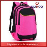 Cartable rose de sac à dos de garçons de filles d'enfants pour le collège