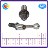 DIN/ANSI/BS/JIS Stainless-Steel Carbon-Steel/part Twist atypique Anti-Loose personnalisé pour la construction de vis