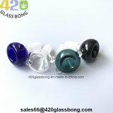 Recipientes de cristal de gama alta para fumar los tubos de agua / Vasos de precipitados de 14mm/18mm conjunto macho/hembra