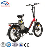 250W Cheap Light Folding camera Electric Bicycle Lmtdr- 11L