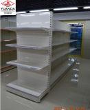 Supermarkt-Metallobst- und gemüse-Bildschirmanzeige-Zahnstangen-Regal