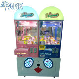 Minipuppe-Spiel-Maschinen-Preis, doppelte Prize Spiel-Maschine