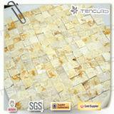 Azulejos de mosaico de cerámica de la pared del cuarto de baño barato para el espacio de interior y al aire libre