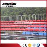 Stadion van de Zetels van het Spel van de voetbal paste het Plastic Draagbare Bleacher Zetels aan