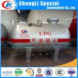 60cbm LPGのガスタンクの製造業者30mtの圧力容器60000L圧力タンクLPGガスタンク水平LPGのタンカーLPGの記憶のタンカーのガスの貯蔵タンクLPGのタンカー