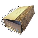 Vakje van de Schoen van het Document van de Gift van het Embleem van de douane het Ontwerp Afgedrukte Kraftpapier Golf