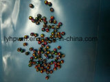 Mosca superiore del tungsteno di qualità del grado che lega il fornitore rotondo dei branelli di Slotted&