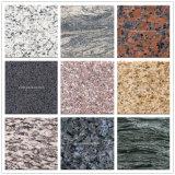 Natural/poli/flammé G603/G602/G654/G687/G684/G682/G664/G439/Blanc/Noir/Rouge/Gris/Jaune/Vert/Brun/pour l'étage de granit rose/les escaliers et dalles de pavage//comptoirs