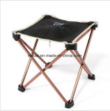 Carré en alliage aluminium Table pliante et chaise pliante