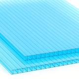 紫外線保護の2つの壁のポリカーボネートの空シート