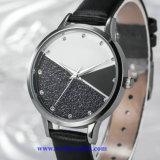 Servicio de encargo del OEM para los relojes del cuarzo de señora Wist Watch Wistwatch Ladies (WY-17020)