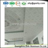 中国のボードのローラーのコーティングの印刷の製造者によって中断される金属の天井板