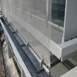 Panno decorativo della rete metallica per la decorazione della finestra