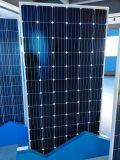 거리 LED 점화를 위한 태양 기술 305W 단청 태양 전지판