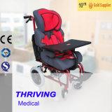 [ثر-كو258ل] [سلبرل] حالة شلل أطفال كرسيّ ذو عجلات
