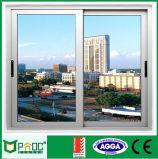 Pnocpc017slw heißer Verkaufs-schiebendes Fenster