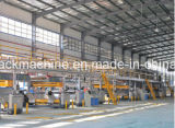 Wj 200-1600 Ligne de production de carton ondulé la machine