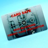 Блокирование сканера RFID ограждение карты