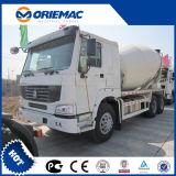 Sinotruk 8cbmの具体的なミキサーのトラック(ZZ1257N3847)