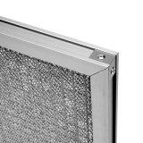 Da HVAC filtro commerciale pre, filtro a maglia di alluminio lavabile del metallo del cappuccio della cucina