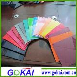 Gokai PMMA 3mmの厚いカラーアクリルシートの製造業者