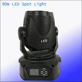 Discoheller 90W LED Gobo-bewegliches Hauptlicht
