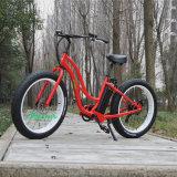Fetter Gummireifen 26 chinesisches Ebike/E Fahrrad des Zoll-Reifen-elektrisches Fahrrad-500W