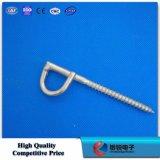 Ajustage de précision du crochet FTTH d'O-Forme d'acier inoxydable