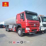Sinotruk HOWO 20000L 20cbmの重油タンクトラック