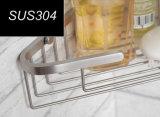 304의 스테인리스 구석 바구니 목욕탕 부속품