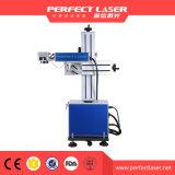 Tipo di sollevamento macchina della marcatura del laser per le bottiglie o la linea di produzione