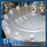 Válvula de verificación del acero de carbón de la refinería de petróleo de Didtek