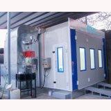 Autopflege und Reinigungs-Lack-Spray-Stand mit Diesel-Brenner Italien-Riello