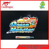 Macchina popolare del gioco delle gallerie dei pesci della cattura del re 3 Shotting dell'oceano del mostro dell'oceano da vendere