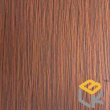 Papier décoratif des graines en bois de zèbre pour des meubles ou étage de constructeur chinois