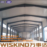 Costruzione di /Building del Carport del magazzino della costruzione della struttura d'acciaio
