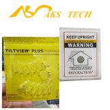Pegamento piezosensible que empaqueta la etiqueta engomada de papel adhesiva