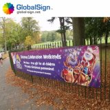 Waterproof and UV Proof Vinyl Mesh Fence Banner