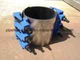 De Klemmen van de Reparatie van de Pijp van het roestvrij staal/de Klemmen van de Band