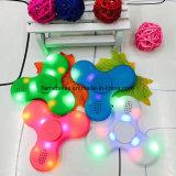 Altavoz el contellear Bluetooth de la luz del LED con los adminículos coloridos del audio del juguete de la iluminación