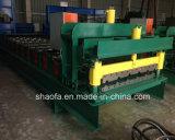 機械製造者を形作る屋根瓦の鋼鉄台形ロール